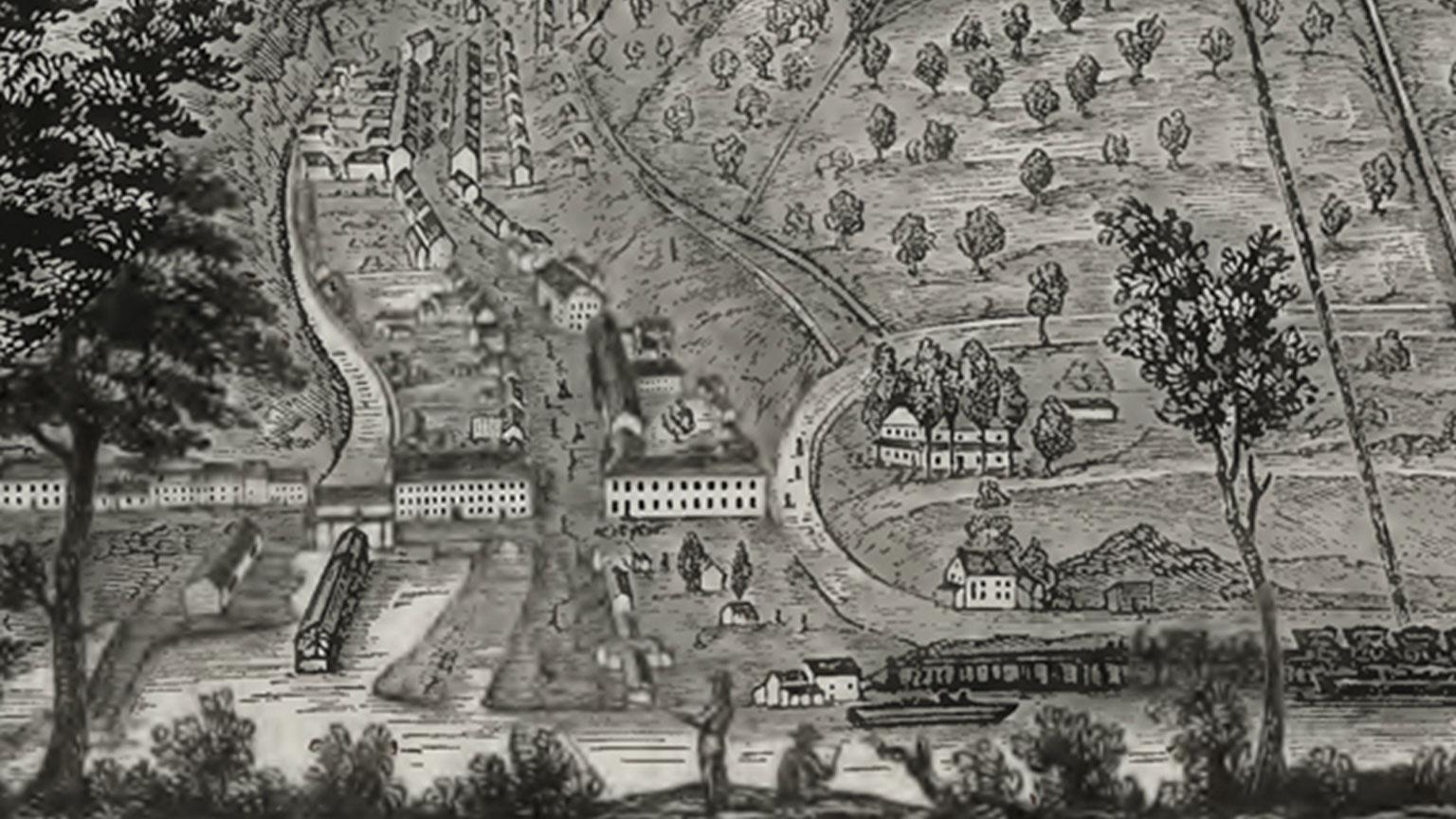 Mauch Chunk 1853.