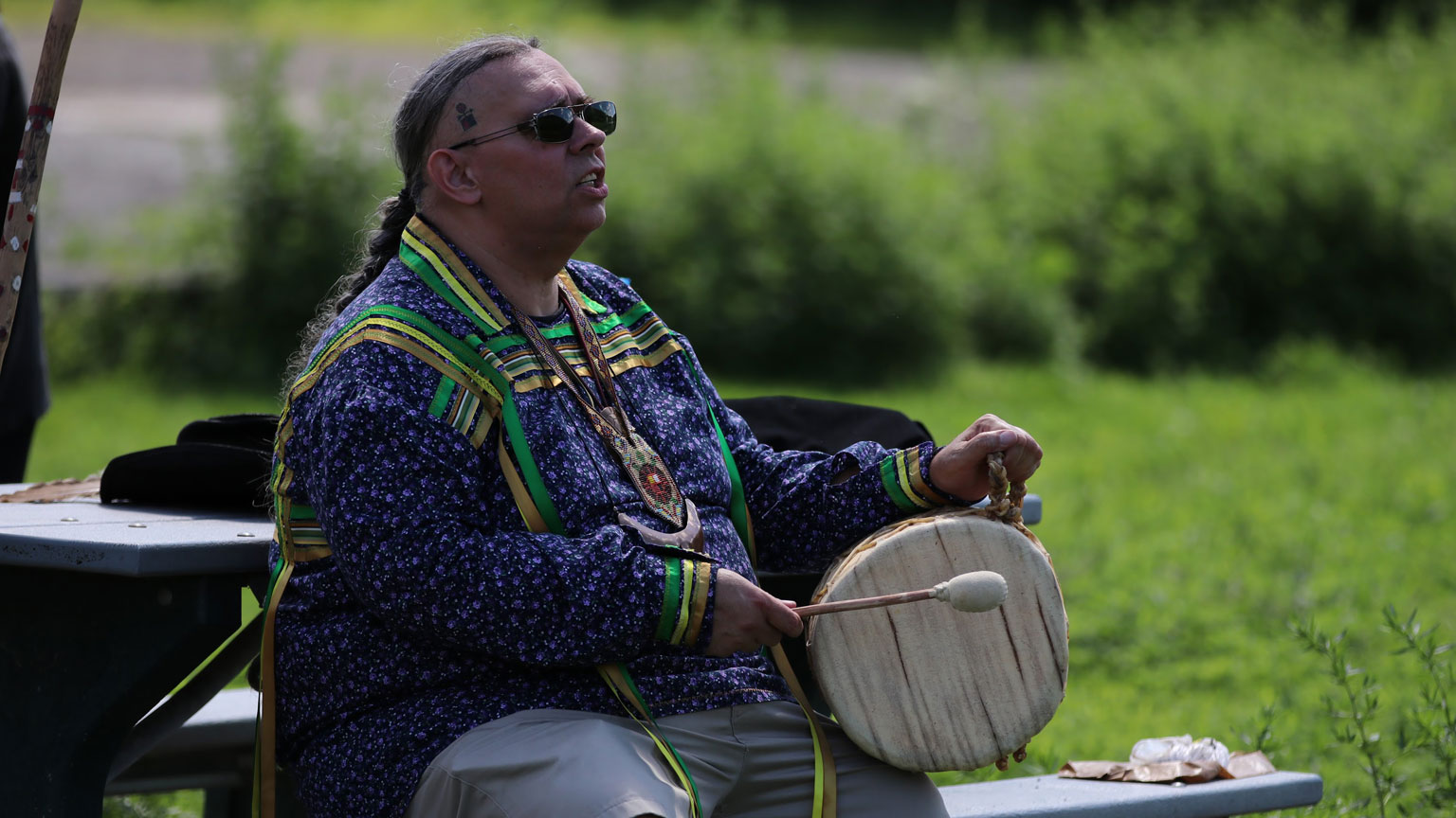 The Lenape Nation of Pennsylvania's Rising Nation River Journey, August 2018